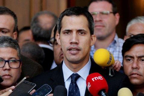 Гуайдо признал поражение попытки переворота