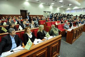 Фракция БЮТ в Киевсовете формально поддержала Тимошенко
