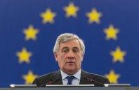 """Голова Європарламенту допустив відстрочку """"Брекзиту"""" до липня"""