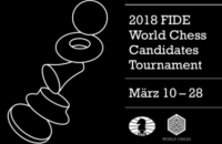 В Турнире претендентов по шахматам в Берлине завершился предпоследний тур