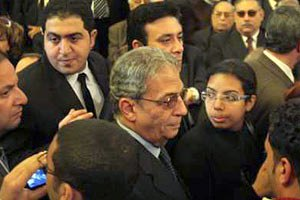 Проститься с главой Коптской православной церкви пришли сразу несколько кандидатов в президенты Египта