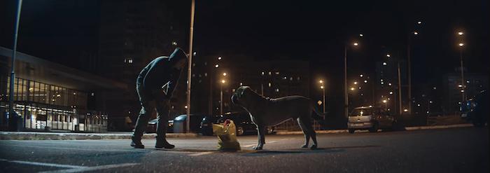 Кадр з фільму «Бульмастиф»