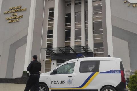 Подозреваемый в изнасиловании сбежал из суда в Луцке