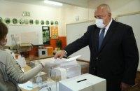 Партия премьер-министра Болгарии выиграла парламентские выборы