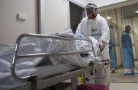 За добу в Україні виявили 15 415 нових випадків ковіду, госпіталізовано 5 587 осіб