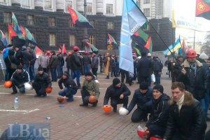 Демчишин звинуватив Ахметова в організації шахтарських протестів