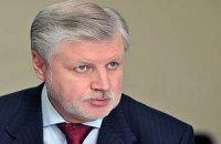 Миронов предрек революцию в случае избрания Путина в первом туре