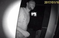 Один из николаевских дебоширов снова попал в полицию