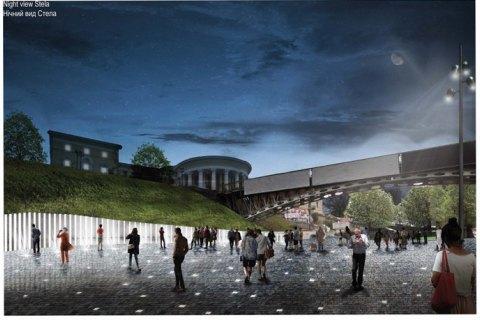 Журі визначило переможця архітектурного конкурсу на меморіал Небесної Cотні