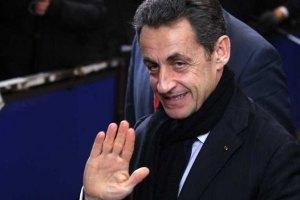 Саркози вернул сына из Украины за госсредства
