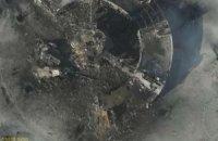 У мережі з'явилося відео зруйнованого Донецького аеропорту з висоти