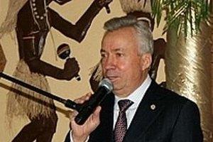 Мэр Донецка поздравлял чернобыльцев в стриптиз-баре
