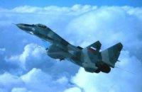 Росія надасть владі Сирії 12 винищувачів МіГ-29 до 2018 року