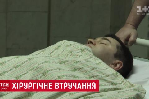 Насирова после операции забрали вреанимацию
