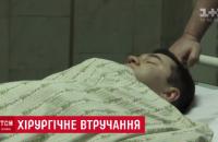 Насирова прооперировали в Центре эндокринной хирургии