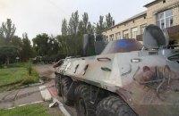 В ОБСЄ підтвердили розташування найманцями РФ важкої техніки в населених пунктах на Донбасі