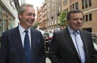Основного спонсора Brexit вызвали на допрос из-за связей с Россией