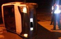 """Пьяный житель Черновицкой области пытался прорваться на автомобиле через границу в КПП """"Росошаны"""""""