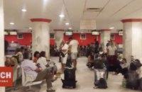 Из Туниса не смогли вылететь в Украину 48 туристов