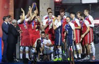 Волейбольна збірна Польщі вдруге поспіль стала чемпіоном світу
