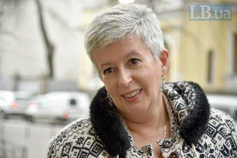 Валерія Лутковська: «Я вела прямі переговори з представниками ОРДЛО»