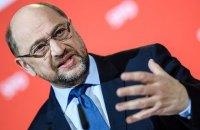 Шульц відмовився від посади глави МЗС Німеччини