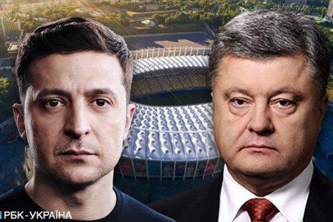 """Трансляція дебатів на """"Олімпійському"""" йтиме з відкритим сигналом"""
