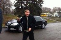 Ахметов вышел к пикетирующим его дом в Донецке