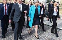 Мэй и Юнкер достигли прогресса в переговорах по Brexit