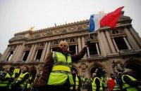 """Правительство Франции заявило о поддержке """"желтых жилетов"""" из-за рубежа"""