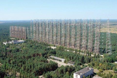 """Радиолокационная станция """"Дуга"""" в Чернобыле занесена в Госреестр недвижимых памятников"""