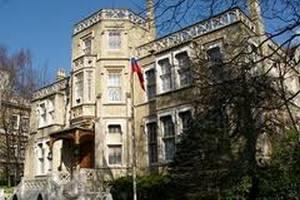 Посольству Росії в Лондоні виставили рахунок майже на 6 мільйонів євро
