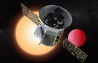 Космічний телескоп TESS відкрив перші дві екзопланети