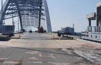Повідомлено підозри у справі про розкрадання 150 млн гривень на будівництві Подільського мосту