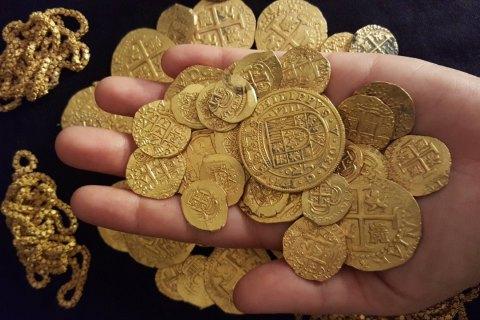 Колумбия нашла галеон с сокровищами на $1,5 млрд