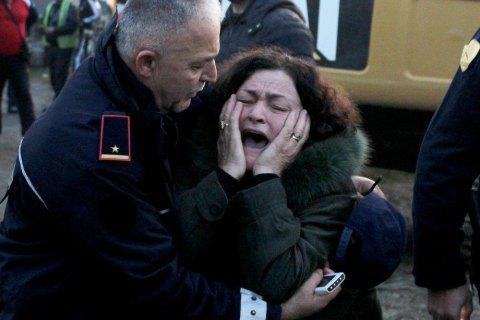 Кількість загиблих від землетрусу в Албанії зросла до 50