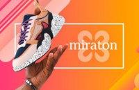 Українська мережа взуття Miraton представила кросівки нової колекції для дівчат на літо