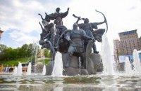 У понеділок у Києві можливі дощі, вдень до +26 градусів