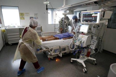В Украине за сутки диагностировали 3 584 новых случая COVID-19