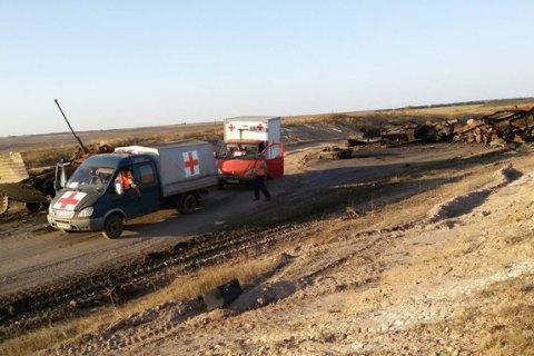 Військові пошуковики ідентифікують 85 тіл загиблих на Донбасі
