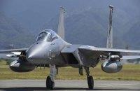 Самолеты ВВС США прибыли в Украину