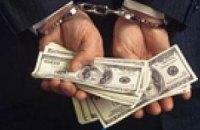 Заместитель мэра Вишневое задержан при получении крупной взятки