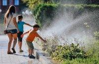 В июне в Киеве зафиксированы два температурных рекорда за два дня