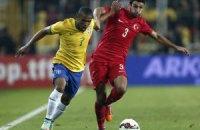 """Дунга на березневі матчі Бразилії викликав тільки одного """"гірника"""""""