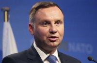 Дуда підписав закон про проведення виборів президента Польщі поштою