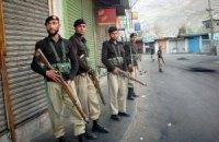 У Пакистані заарештовано понад 8 тис. підозрюваних у тероризмі