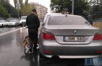 237 тис. авто на єврономерах містяться в Україні незаконно