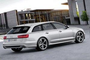 Универсал Audi A6 нового поколения получит 313-сильный турбодизель
