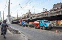 Кличко пообещал реконструировать Шулявский мост за два года