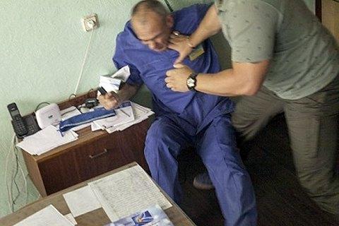 В Одесі родичі померлого пацієнта увірвалися до лікарні та побили лікарів